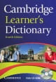 Cambridge Learner's Dictionary. The Cambridge online dictionary, with good examples, definitions and examples of British and American pronunciation.
