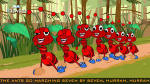 The Ants Go Marching. Song. Story Club English
