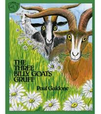 The Three Billy Goats Gruff. Story Club English. Cadiz.